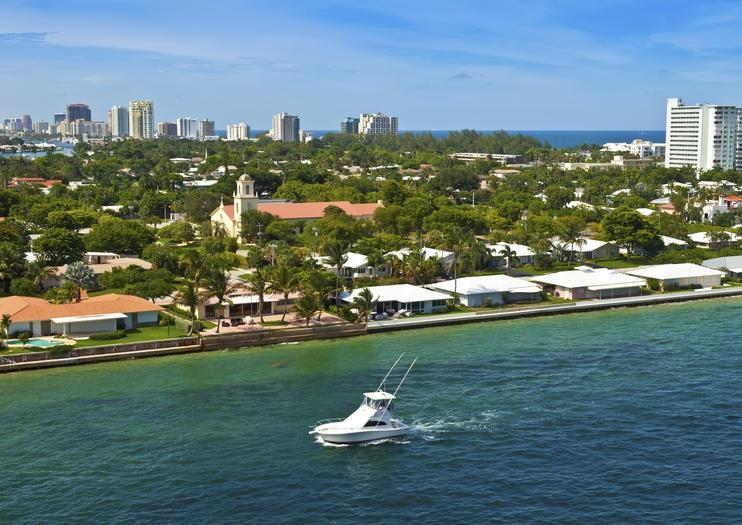 Kreuzfahrthafen Fort Lauderdale - Attraktionen in Fort Lauderdale