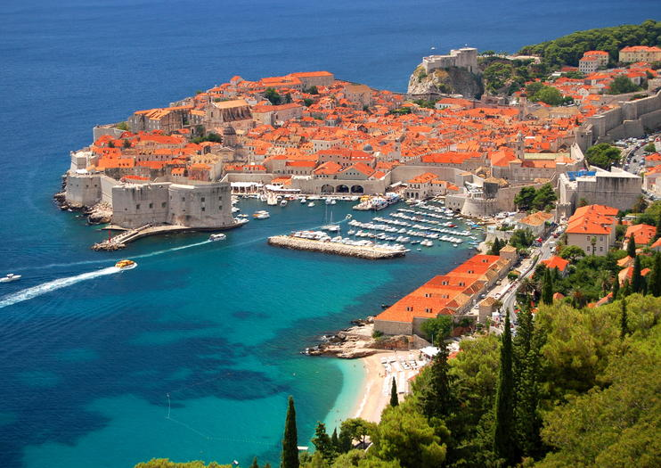 Dubrovnik Cruise Port
