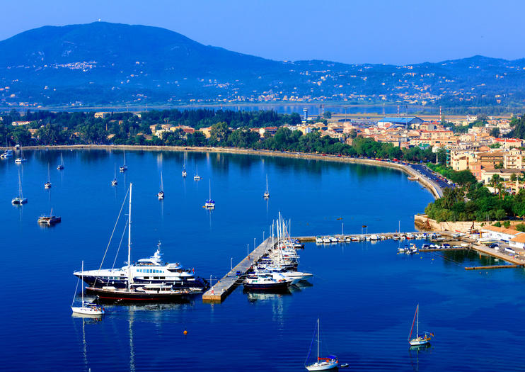 Corfu Cruise Port
