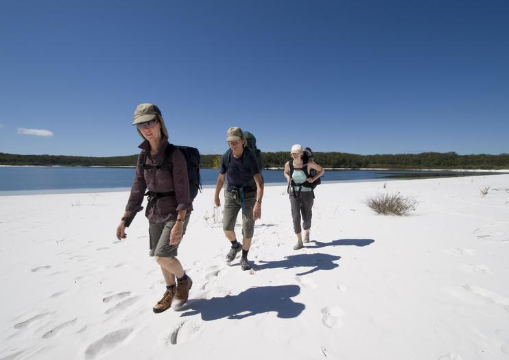 3 Dias na Ilha Fraser: Sugestão de Itinerários