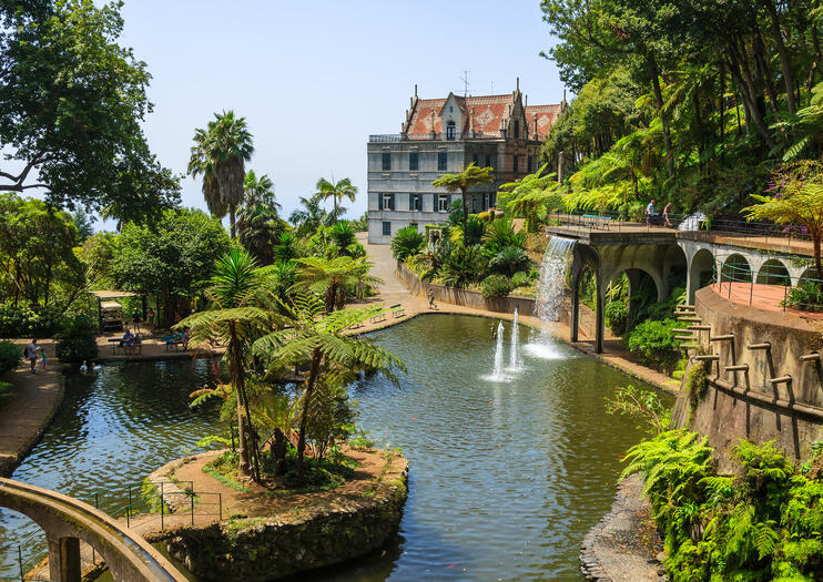 Monte Palace Tropical Gardens