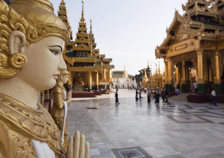 Top Temples in Yangon