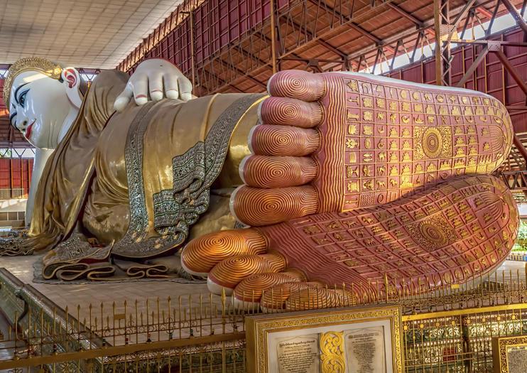 Chaukhtatgyi Paya (Chauk Htat Gyi Buddha)
