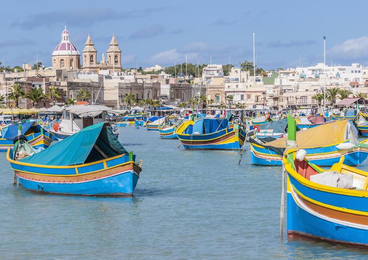 Valletta Kreuzfahrthafen