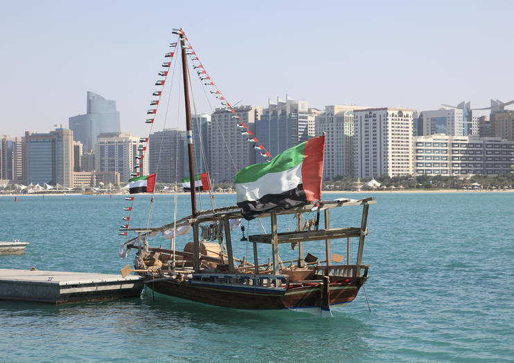 Porto de Cruzeiros de Abu Dhabi
