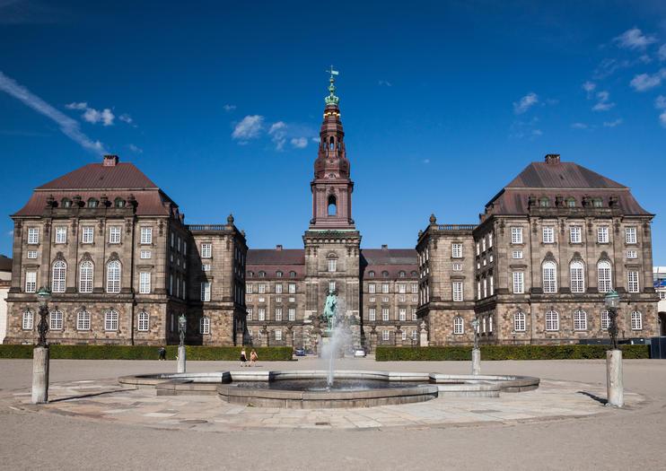 Christiansborg Palace (Christiansborg Slot)