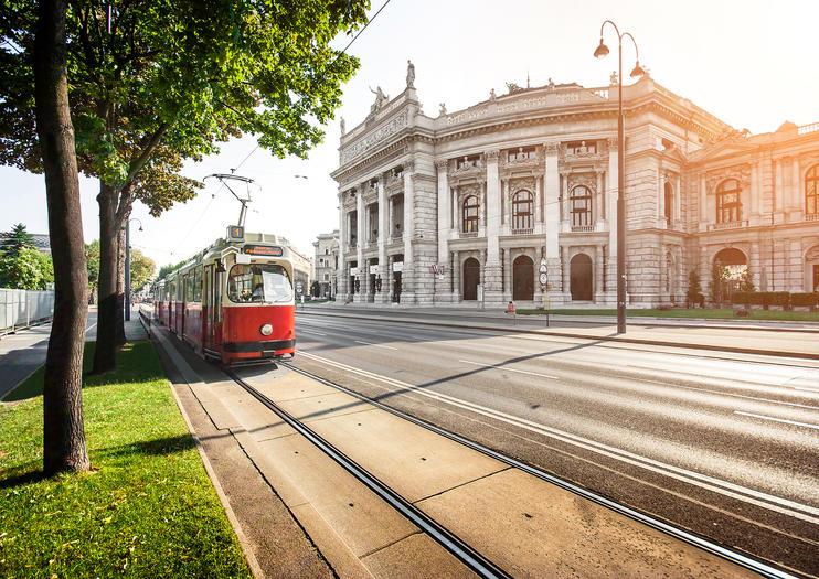 Die Ringstraße - Attraktionen in Wien