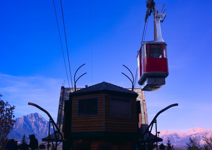 Téléphérique de Jasper (Sky Tram)