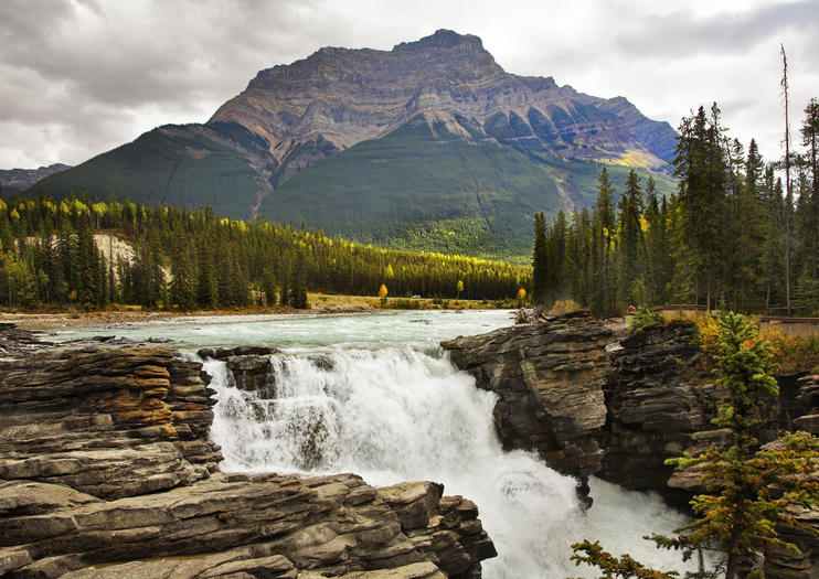 Cascadas de Athabasca