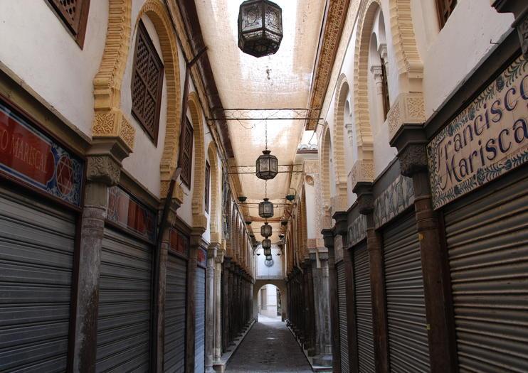 Alcaicería - Atracciones en Granada
