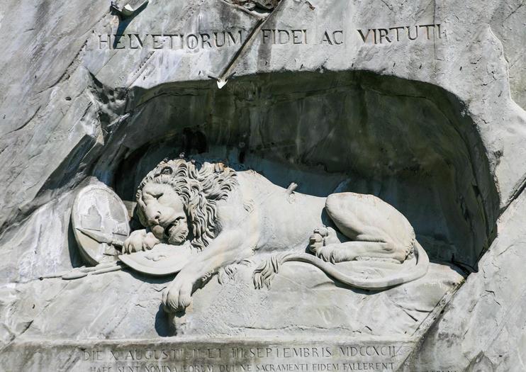 Monument du Lion