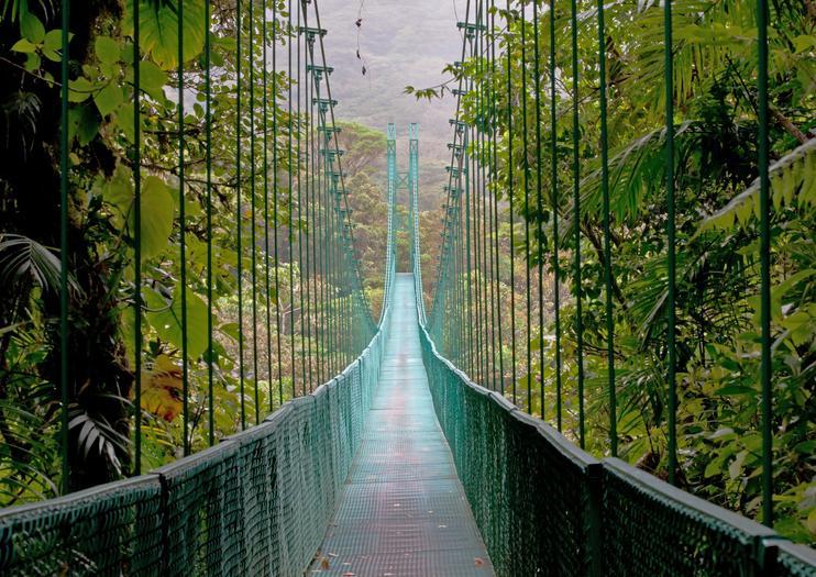 Ponts suspendus de l'Arenal