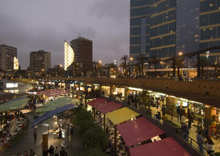 Larcomar Einkaufszentrum