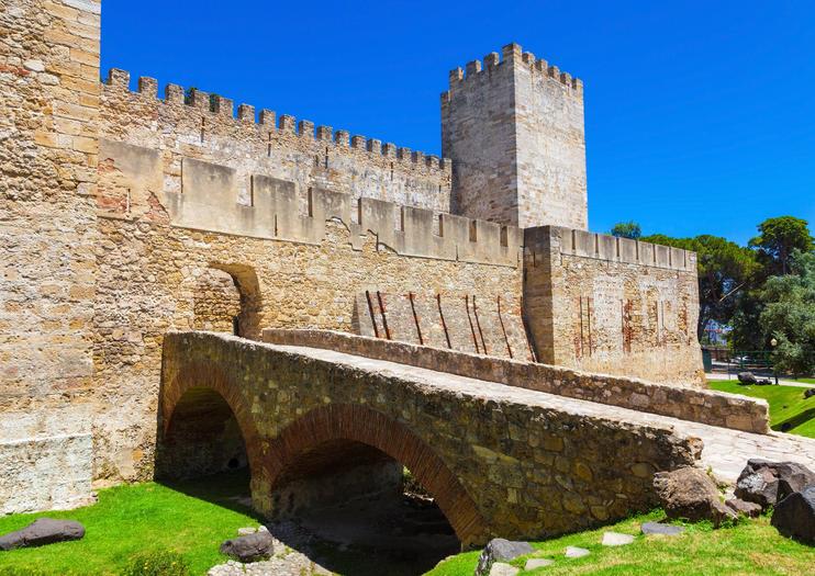 Château de Saint-Georges (Castelo de Sao Jorge)