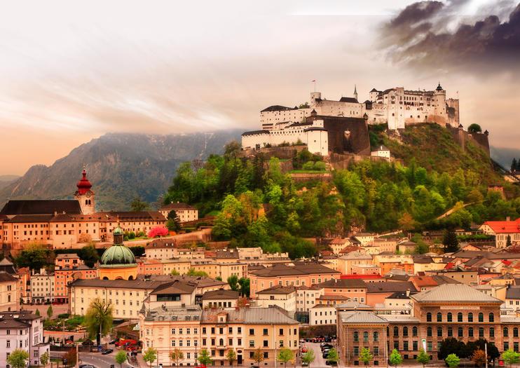 Salzburgo Ciudad Vieja (Altstadt)