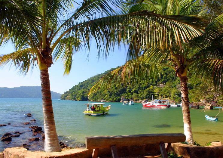 Top Beaches in Paraty
