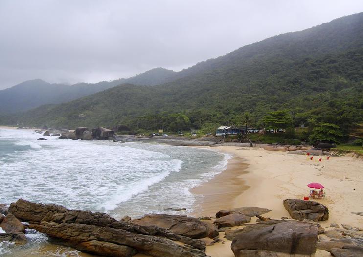 Trindade Beach (Praia da Trindade)