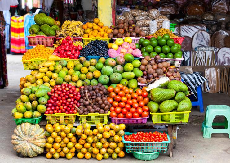 Badung Market (Pasar Badung)