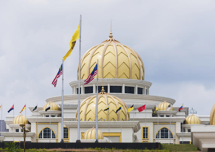 Royal King's Palace (Istana Negara)