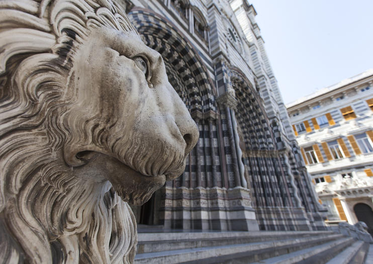 Genoa Cathedral (Cattedrale di San Lorenzo)