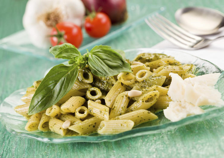 Ligurian Food in Genoa