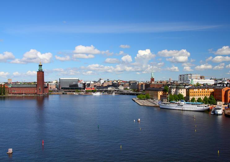 Kungsholmen - Attraktionen in Stockholm