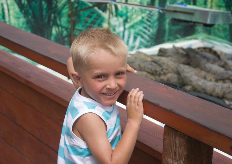 Reptile Centre d'Alice Springs