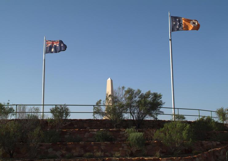 Anzac Hill - Alice Springs Atracciones