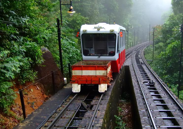 Penang Hill Funicular Railway
