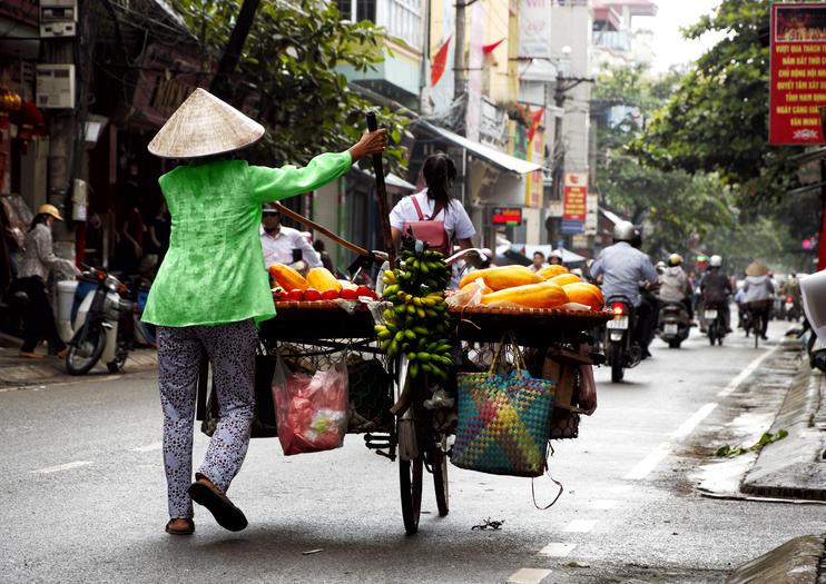 Pham Ngu Lao Straße