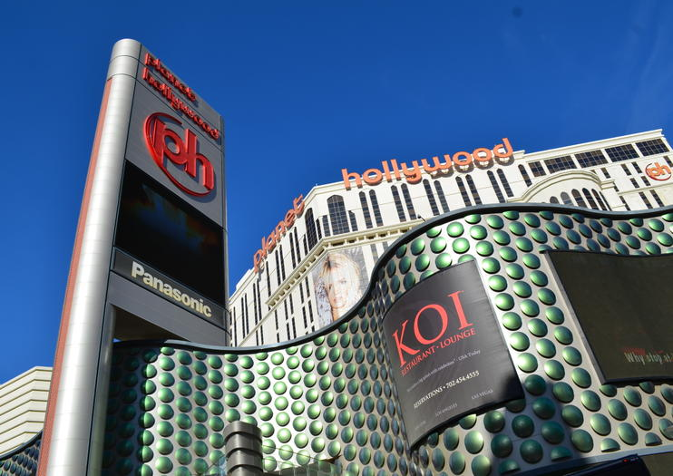 Resort Casino Planet Hollywood