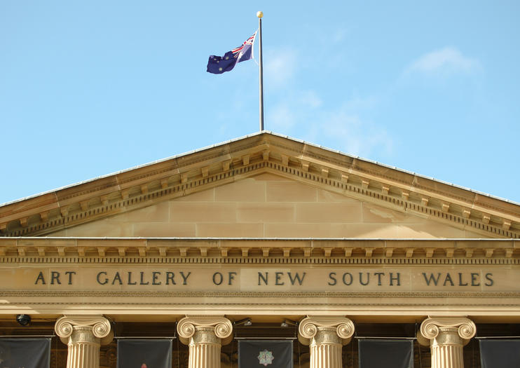 Kunstgalerie von New South Wales (NSW)
