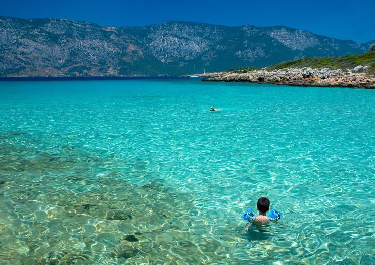 Cleopatra Island (Sedir Island)