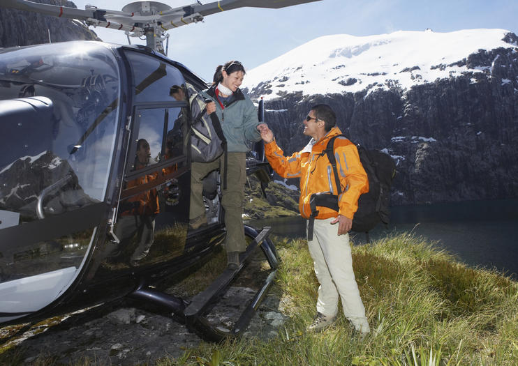 Iceland Helicopter Tours from Reykjavik