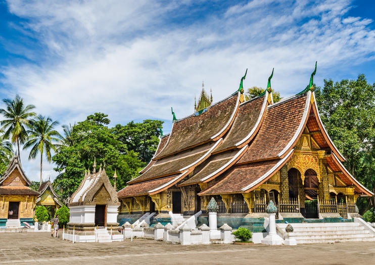 Wat Xieng Thong (Golden City Temple)