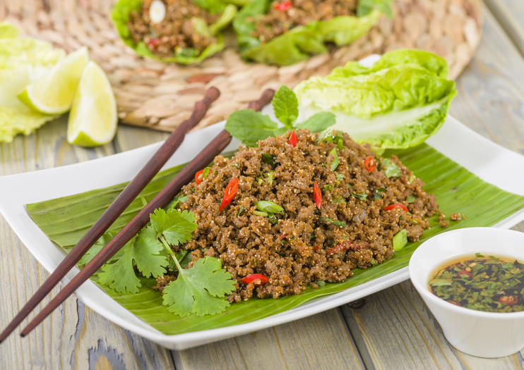 Food Lover's Guide to Laos