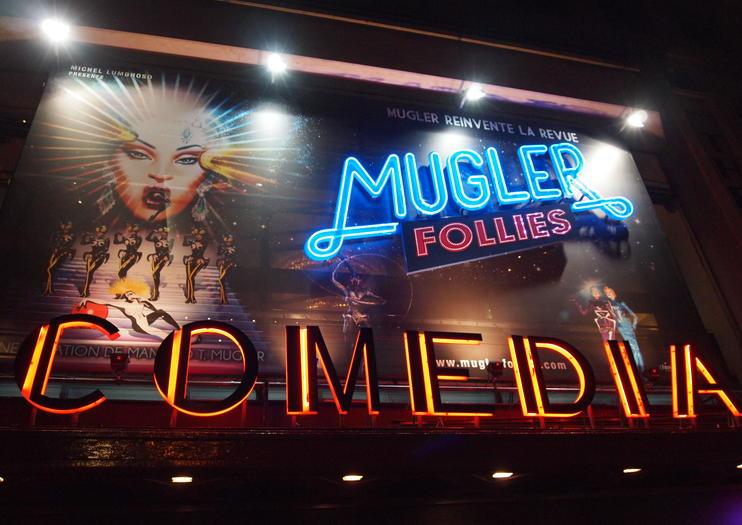 Mugler Follies Cabaret