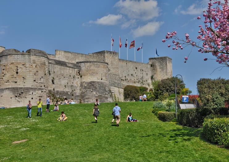 Caen Castle (Chateau de Caen)