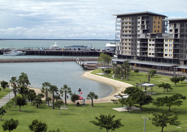 Darwin Waterfront Precint