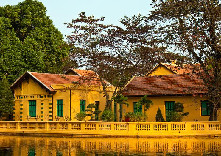 Ho Chi Minhs Haus (Nha Bac Ho)