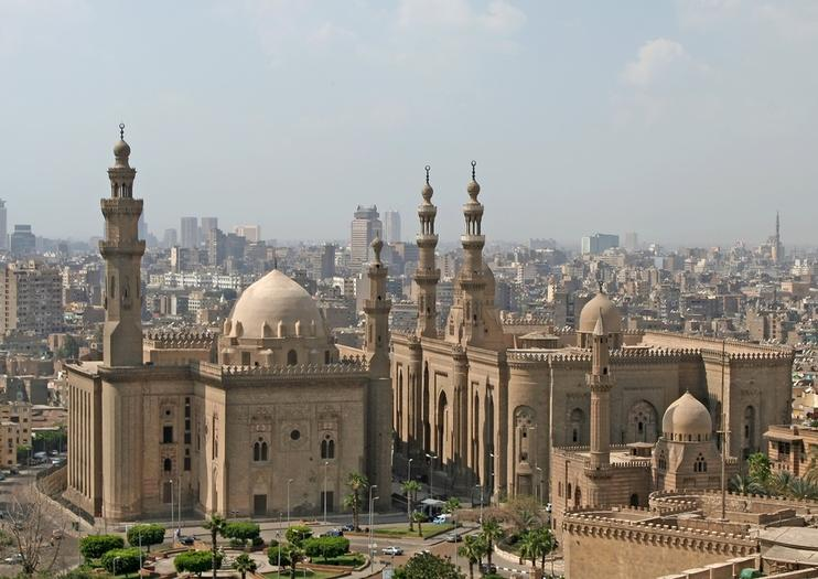 Sultan Hassan Mosque and Madrassa