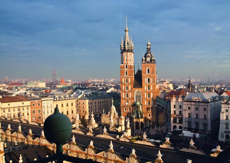 St. Mary's Basilica (Kościól Mariacki)