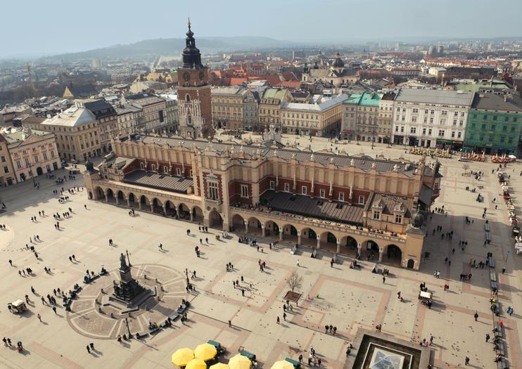 Krakow Old Town (Kraków Stare Miasto)