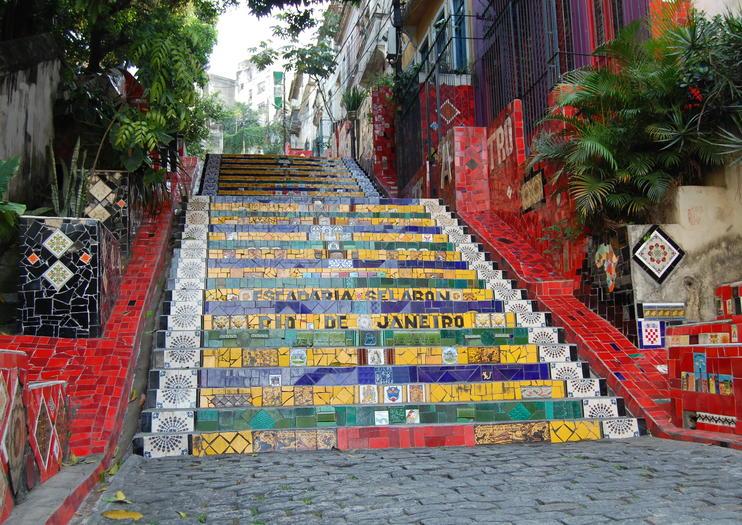 Selarón Steps (Escadaria Selarón)