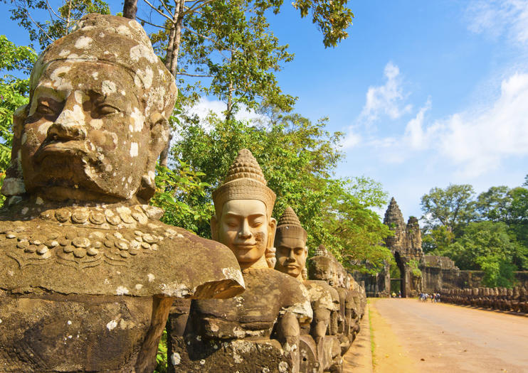 3 Dias em Siem Reap: Sugestão de Itinerários