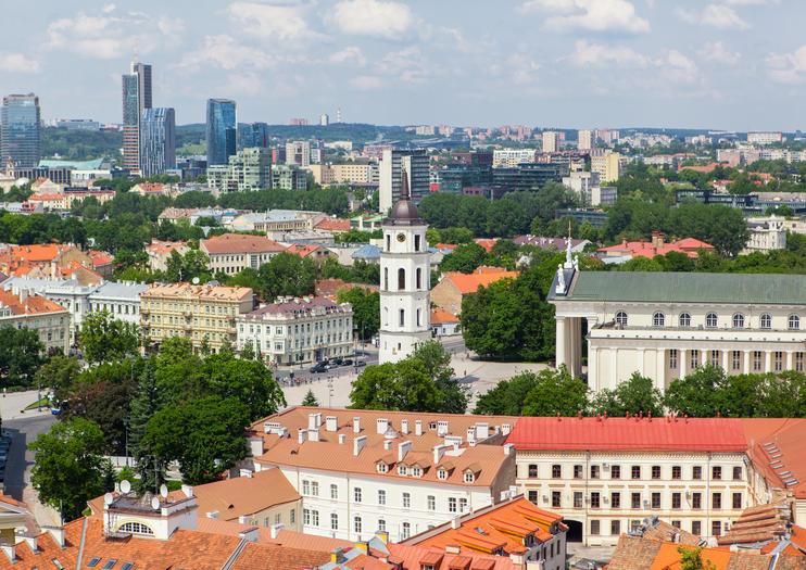 Sex guide in Vilnius