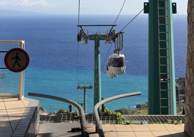 Taormina Cable Car (Funivia)