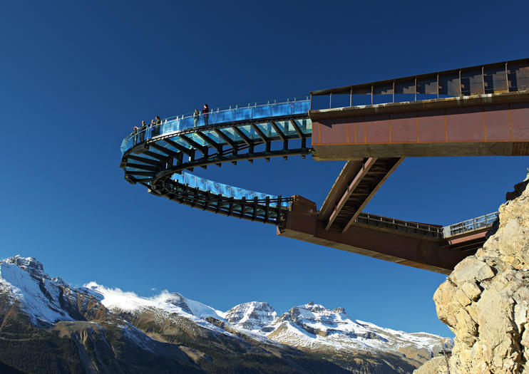 Columbia Icefield Skywalk