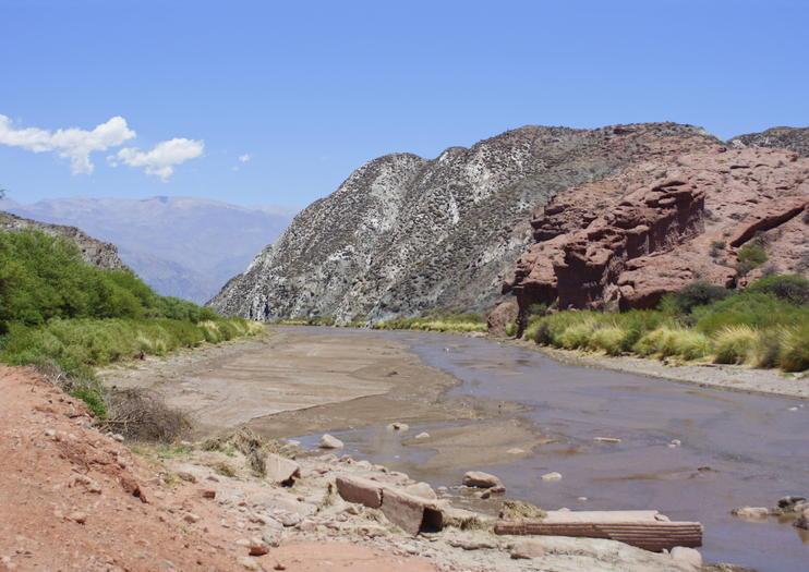 Salado River (Rio Juramento)