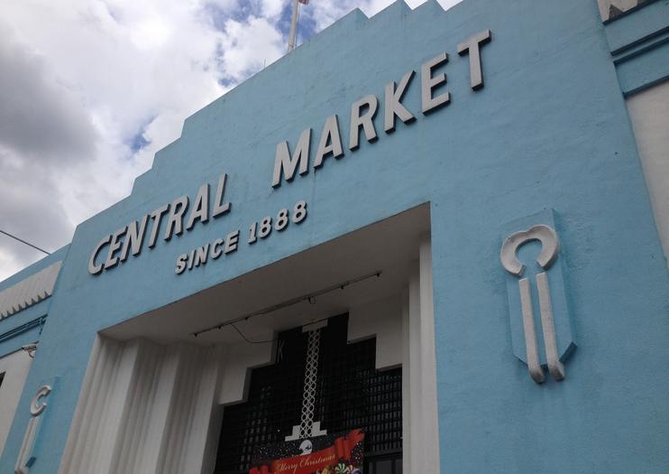 Central Market (Pasar Seni)